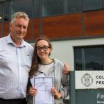 Colaiste Brid Clondalkin Students Leaving Certificate