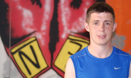 Jobstown's Carl McDonald is confident ahead of his big all-Ireland showdown 9th September