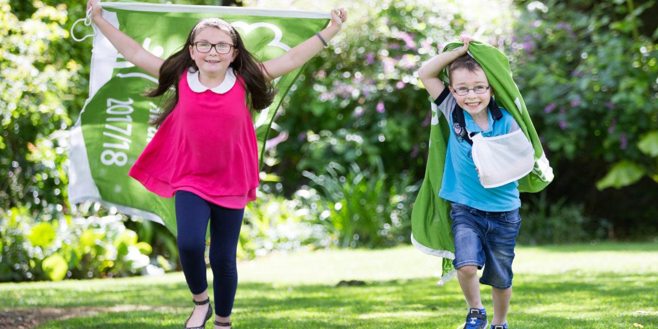 Clondalkin Park Awarded Prestigious Green Flag