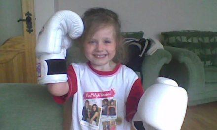 Tallaght's Irish Champion Georgia McGovern