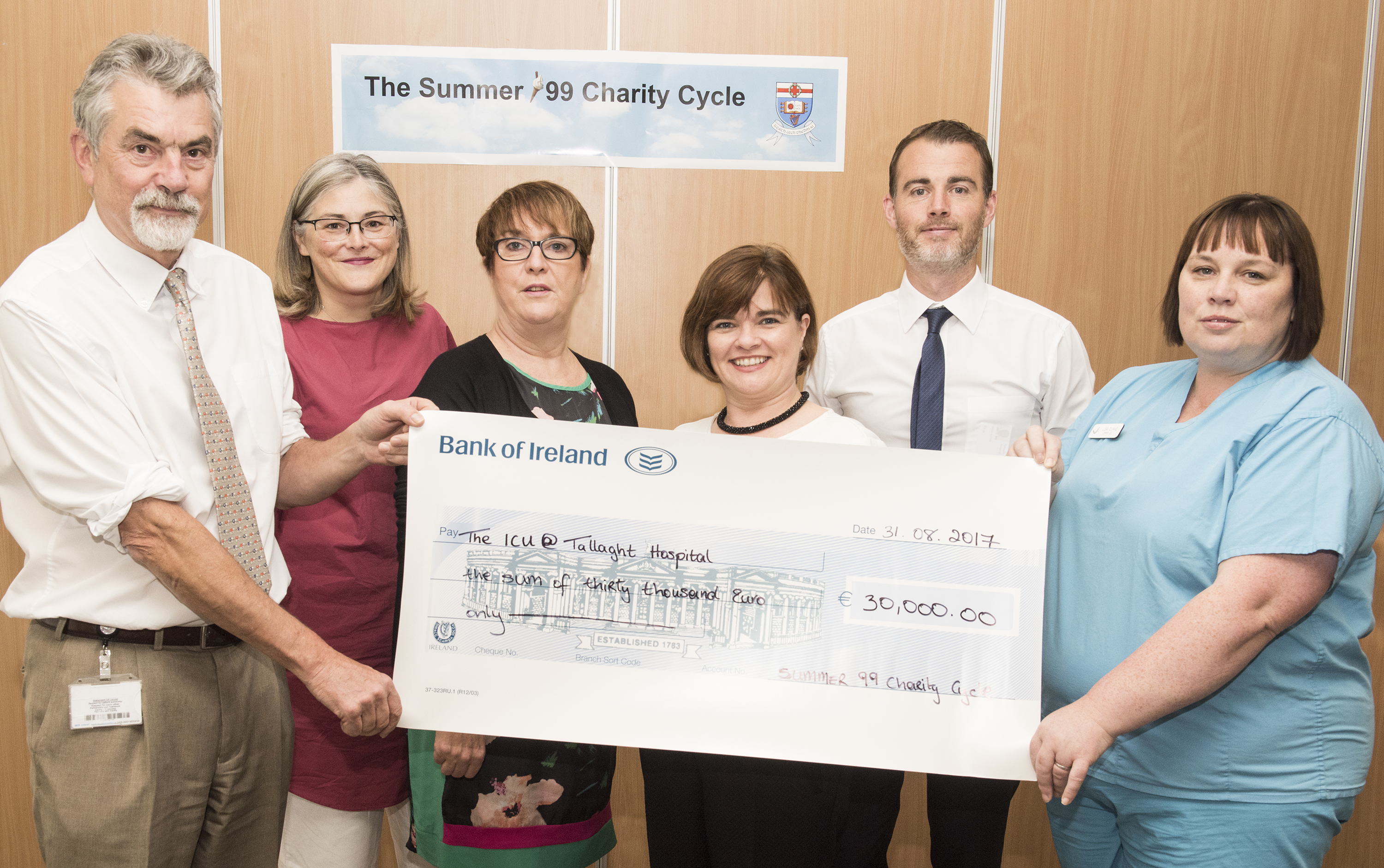 Tallaght Hospital Raising Funds