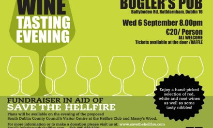Save The Hell Fire Fundraiser 6th September 2017