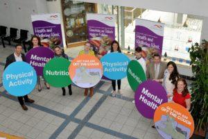 Health wellbeing week Tallaght