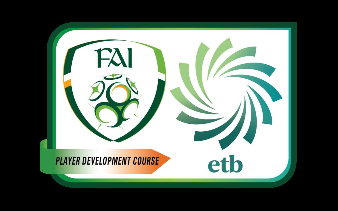 FAI Development Courses Clondalkin September 2017