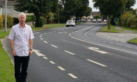 New road markings on Mayberry Road, Kilnamanagh a hazard – Crowe