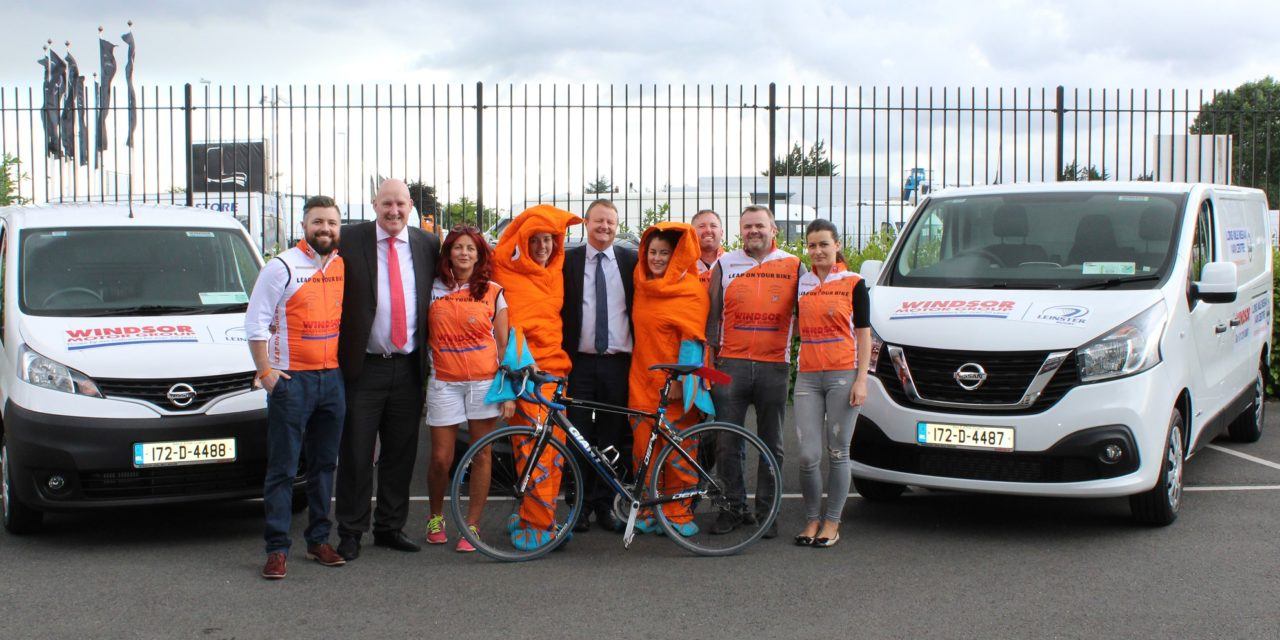 Motor Group Supports Cyclists