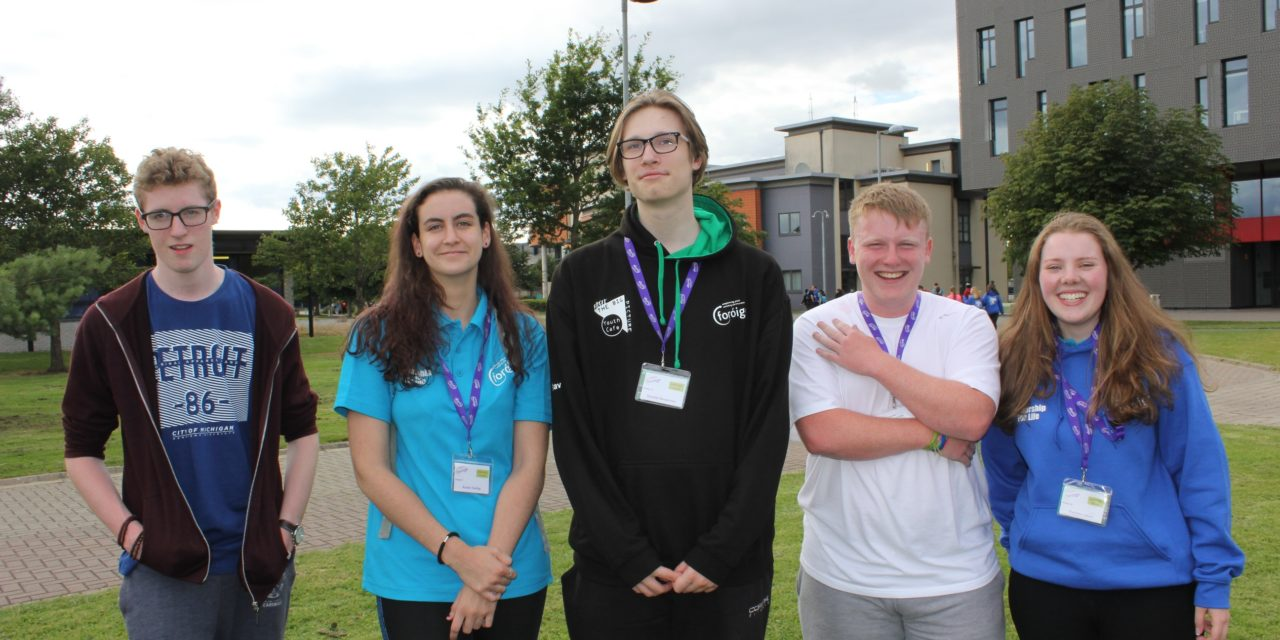 Tallaght Teens Attend Leadership Conference