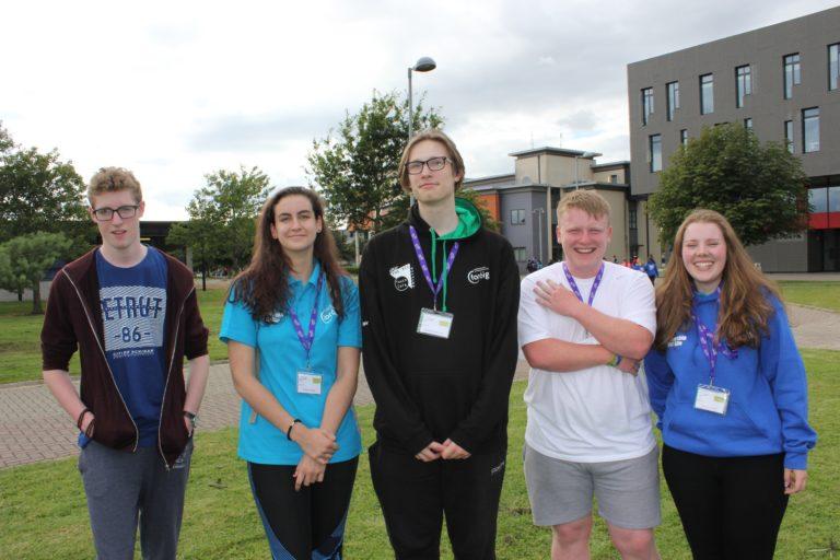 Tallaght Teens Foroige Leadership
