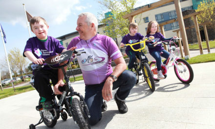 Dublin cyclists urged to get on their bike for Down Syndrome Ireland