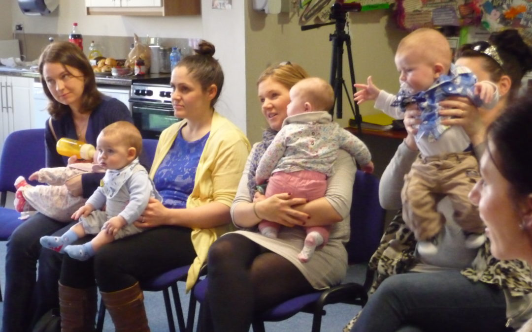 Clondalkin Blue Skies Initiative Starts Parent & Baby Programme