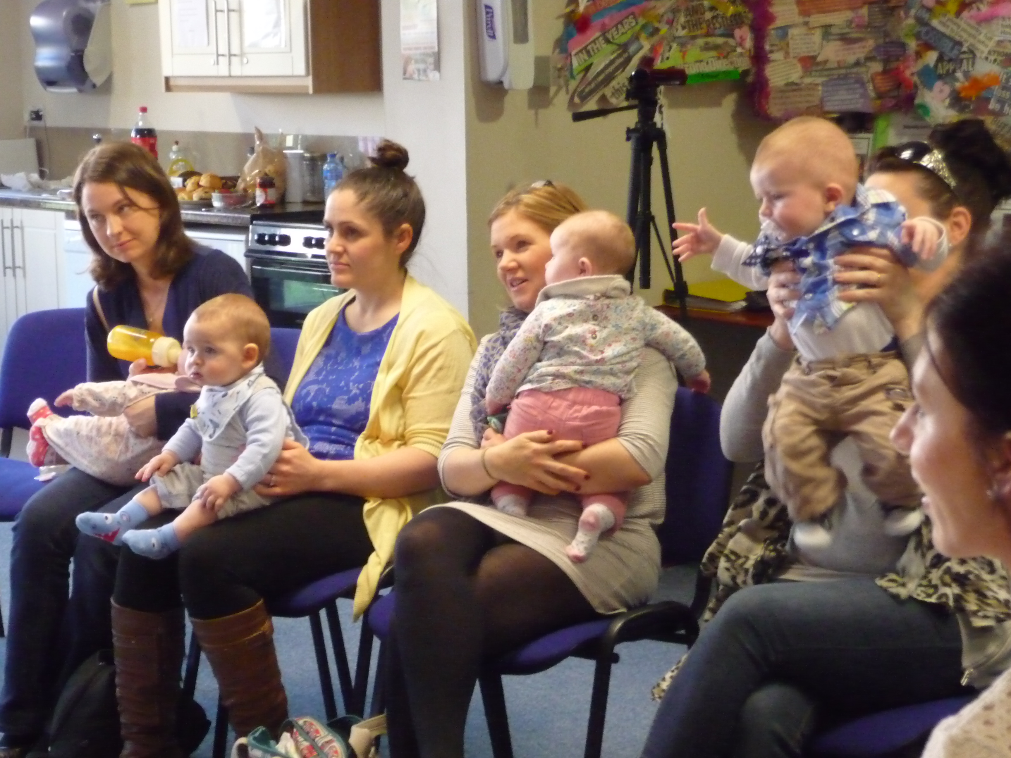 Clondalkin Blue Skies Parent Baby Programme