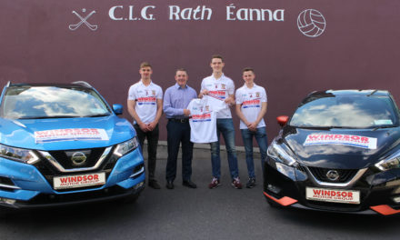 Windsor Motors Driving Raheny GAA Forward