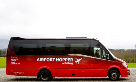 Airport Hopper Celebrates 5 Years