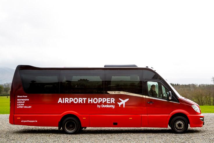 Airport Hopper Tallaght Lucan Kildare