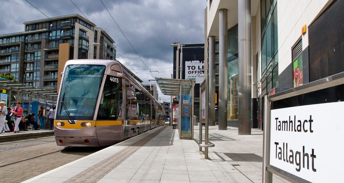 Luas to Lucan not being considered until post 2027 – Curran