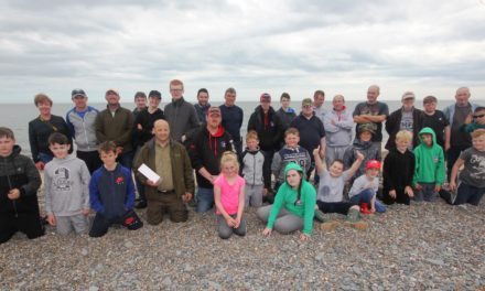 Killinarden Youths Fishing Event
