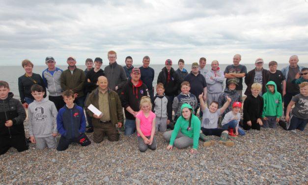 Killinarden Youths Fishing Event