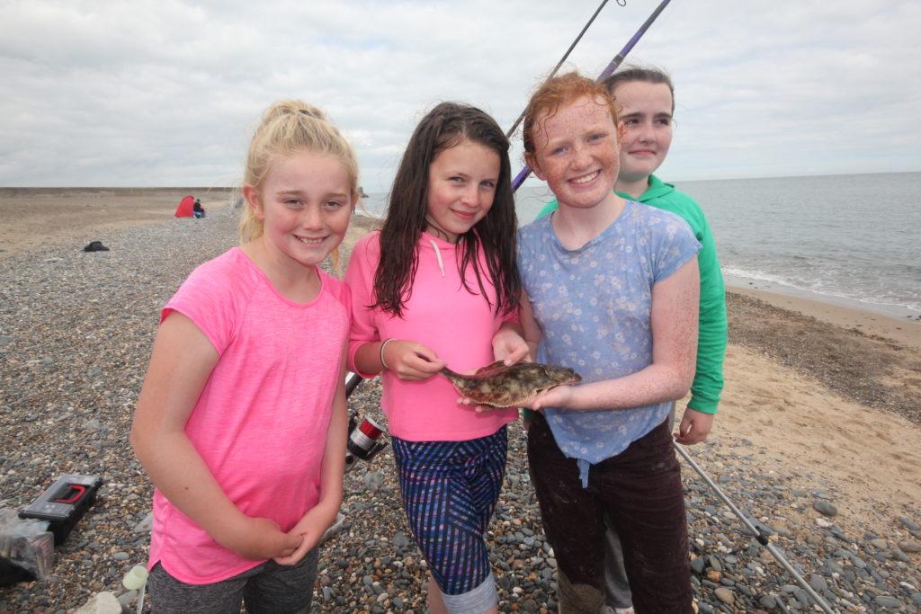 Killinarden Children Fishing