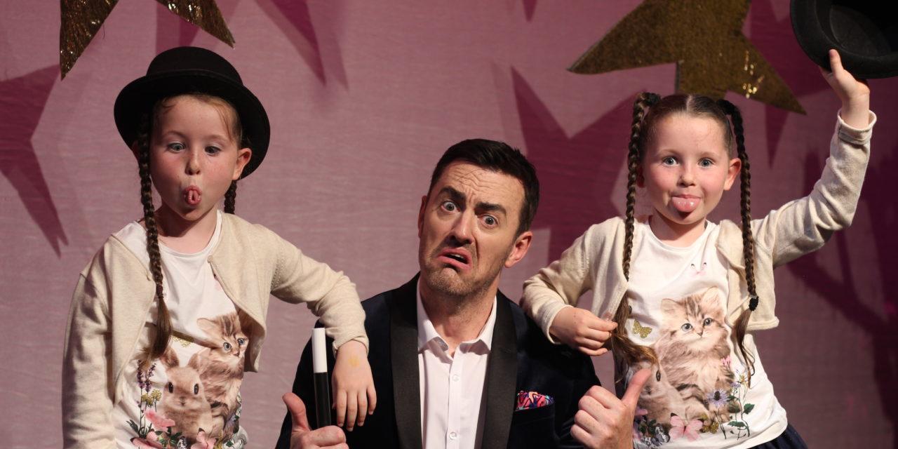 Tallaght Twins Take Part in new RTEjr show