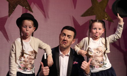 Tallaght Twins Take Part in new RTEjr show