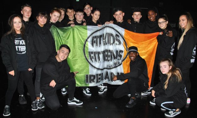 Local Lucan Dance Group Are Shining Stars