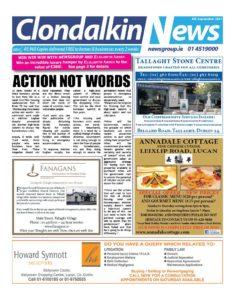 Clondalkin News 04.09.17