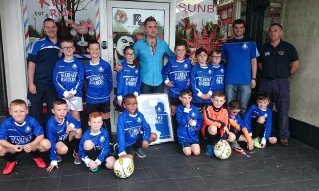 Jobstown Celtic U9's Announce New Sponsor
