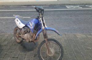 Scrambler Bike Dublin