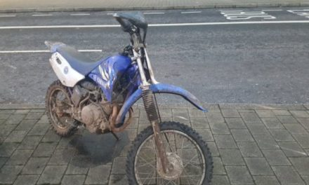 Dangerous use of Scramblers and Quad Bikes Must Be Tackled