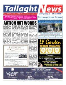 Tallaght News 04.09.17