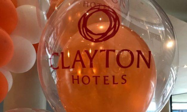 Liffey Valley Hotel re-brands to Clayton despite storm Ophelia