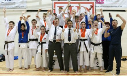 HDKI Ireland team Success in Wolverhampton