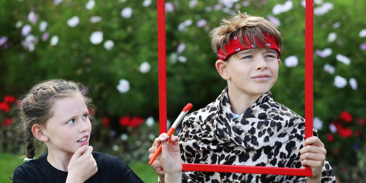 Sightsavers Junior Painter Awards Returns To Schools Across Dublin