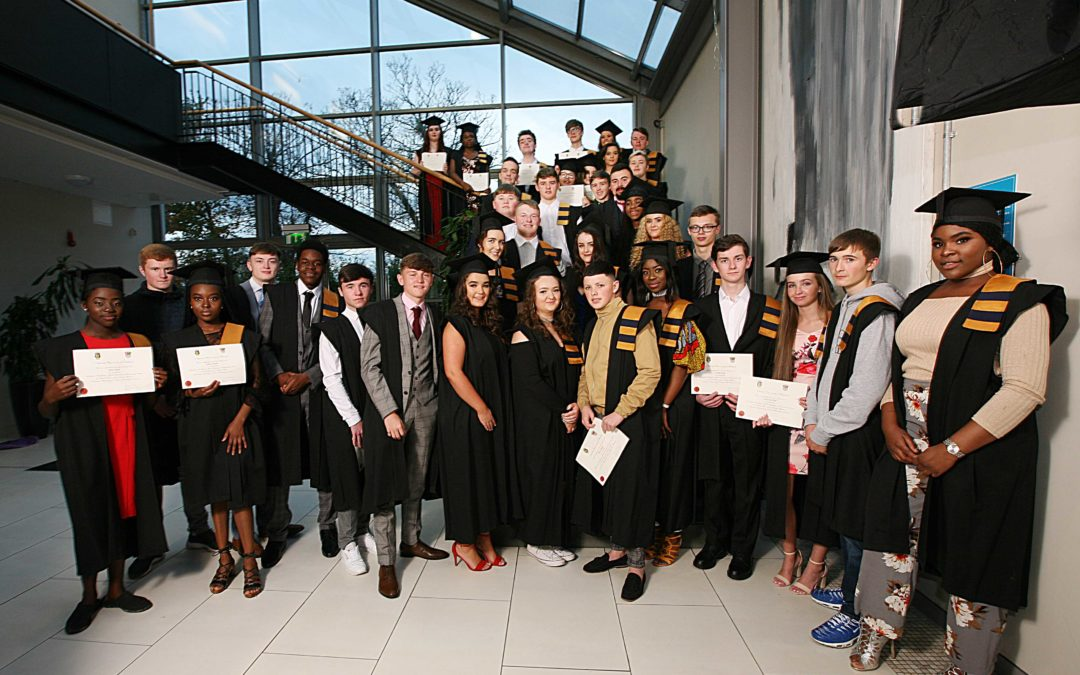 Tallaght Young People Graduate from the Foroige Leadership for Life Programme