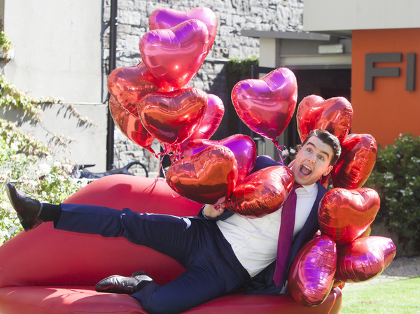 Tallaght Man Ray participates in TV3's Blind Date