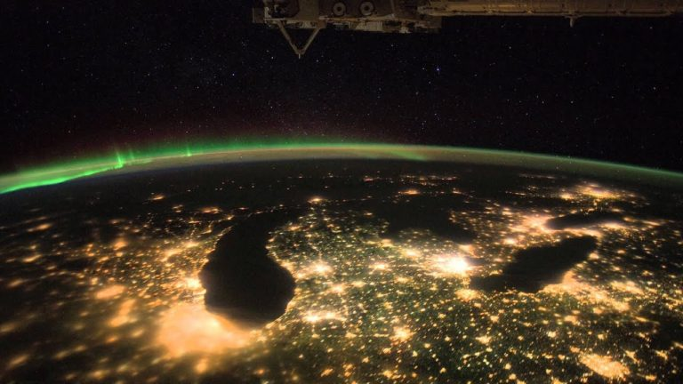 Tallaght Students International Space Station