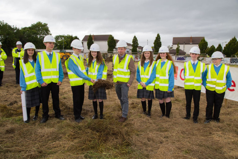 Kingswood Community College Turning The Sod