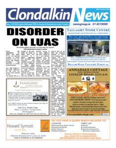 Clondalkin News 30.10.17