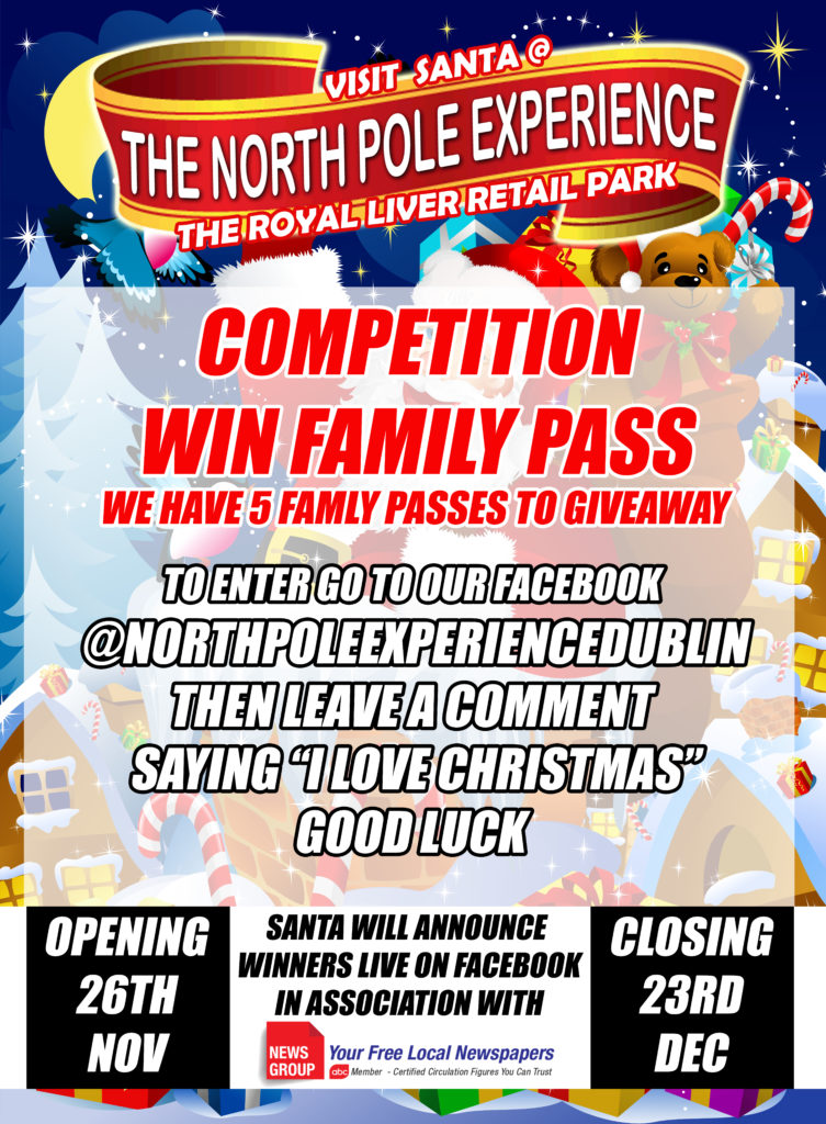 Competition North Pole Experience Newsgroup