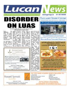Lucan News 30.10.17