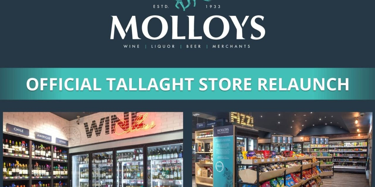 Molloys Tallaght Relaunch Evening 23rd Nov