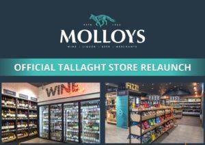 Molloys Tallaght Relaunch