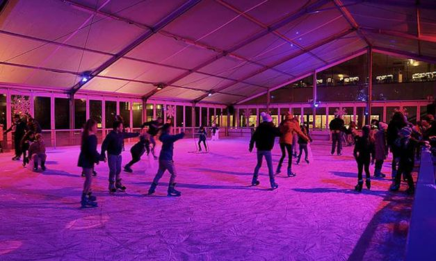 Win Win Win with Newsgroup & South Dublin On Ice