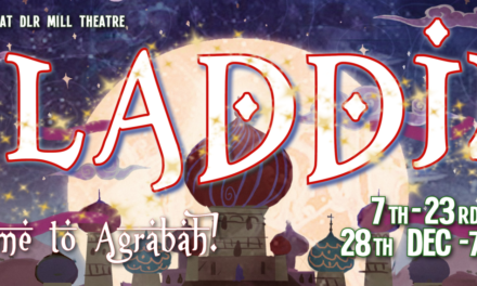 Win Win Win with Newsgroup & Aladdin at the Mill Theatre