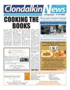 Clondalkin News 27.11.17