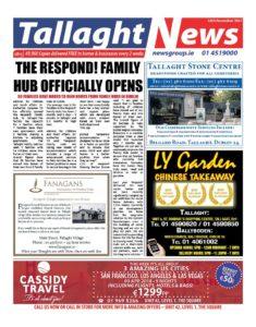 Tallaght News 13.11.17