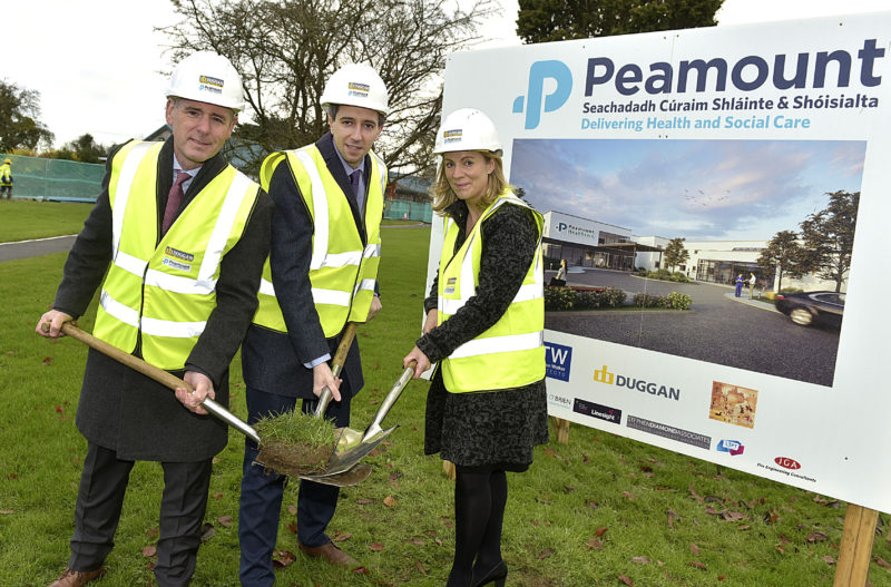 Peamount Turning The Sod Newcastle