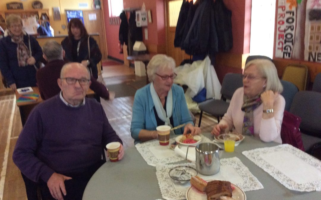 Social Inclusion Event at Newcastle Community Centre