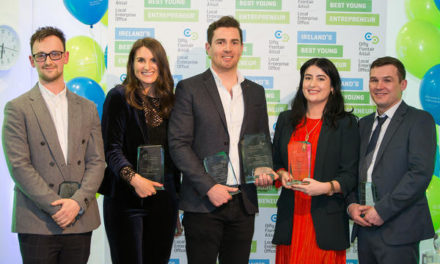 SOUTH DUBLIN'S BEST YOUNG ENTREPRENEURS ANNOUNCED