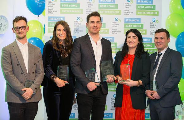 South Dublin Enterprise Winners Group